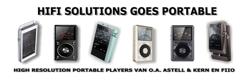 Hifi Solutions goes portable