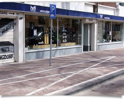 laad en los plek Hifi  Solutions