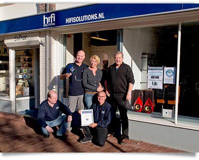 Hifi Solutions - het team