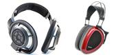On / over ear headphones